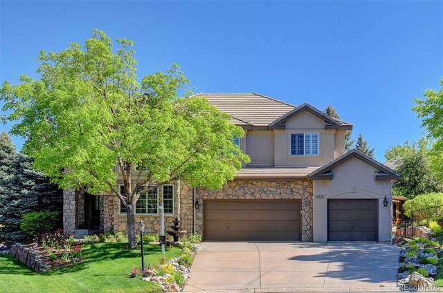 9325 E Aspen Hill Lane, Lone Tree, CO 80124 (#3635986) :: Wisdom Real Estate