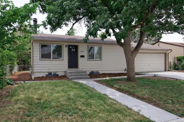 3660 S Hooker Street, Englewood, CO 80110 (#3636355) :: The Griffith Home Team