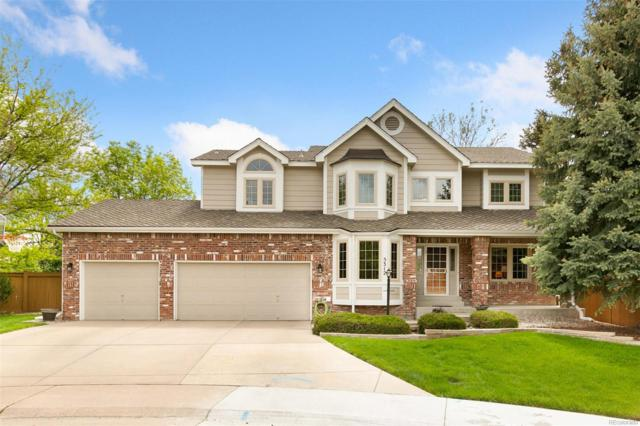 5312 S Lewiston Court, Centennial, CO 80015 (#3637488) :: The Heyl Group at Keller Williams