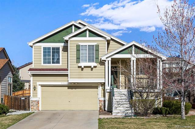 5162 S Nepal Way, Centennial, CO 80015 (#3638715) :: My Home Team