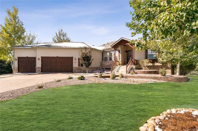 1427 Red Fox Circle, Severance, CO 80550 (#3645636) :: Bring Home Denver with Keller Williams Downtown Realty LLC