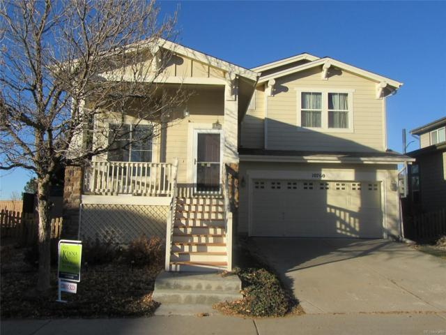 10760 Towerbridge Circle, Highlands Ranch, CO 80130 (#3646296) :: Colorado Home Finder Realty