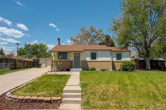 9231 Travis Street, Thornton, CO 80229 (#3649537) :: The Griffith Home Team