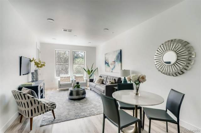 2877 W 52nd Avenue #307, Denver, CO 80221 (MLS #3649740) :: Bliss Realty Group