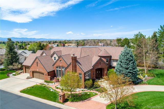 82 Glenmoor Place, Cherry Hills Village, CO 80113 (#3651849) :: The HomeSmiths Team - Keller Williams