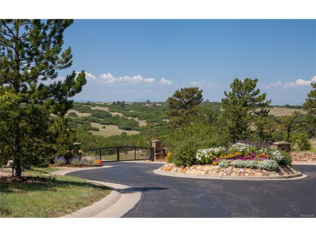 13097 Whisper Canyon Road, Castle Pines, CO 80108 (#3652283) :: The HomeSmiths Team - Keller Williams