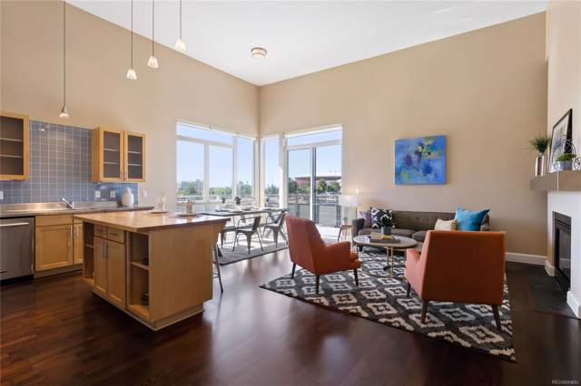 1440 Little Raven Street #404, Denver, CO 80202 (#3653118) :: The DeGrood Team