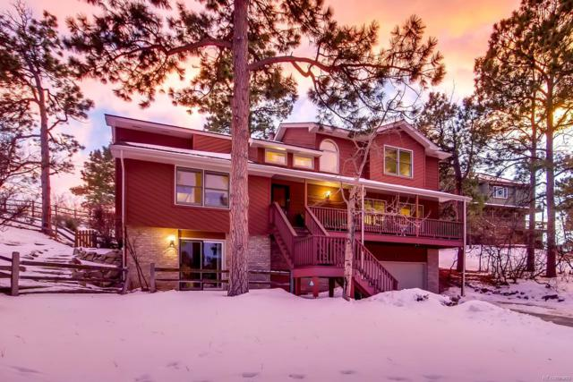 8294 Lightening View Drive, Parker, CO 80134 (#3654570) :: The City and Mountains Group