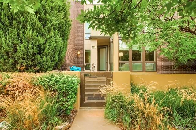 8021 E 29th Avenue, Denver, CO 80238 (#3655247) :: The Brokerage Group