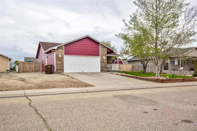 408 Suzann Street, Wiggins, CO 80654 (#3656290) :: The Heyl Group at Keller Williams
