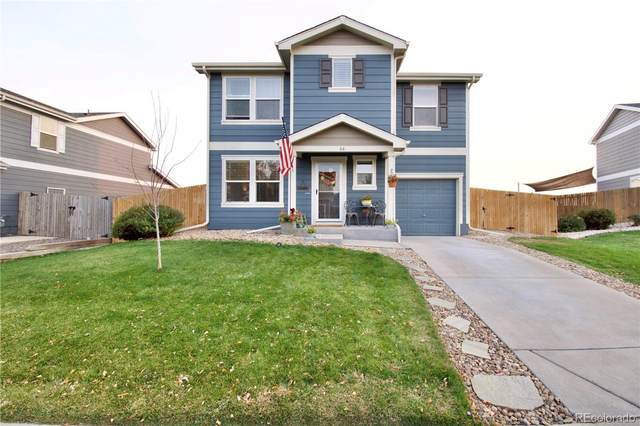 66 Meadowlark Circle, Lochbuie, CO 80603 (#3656918) :: Chateaux Realty Group