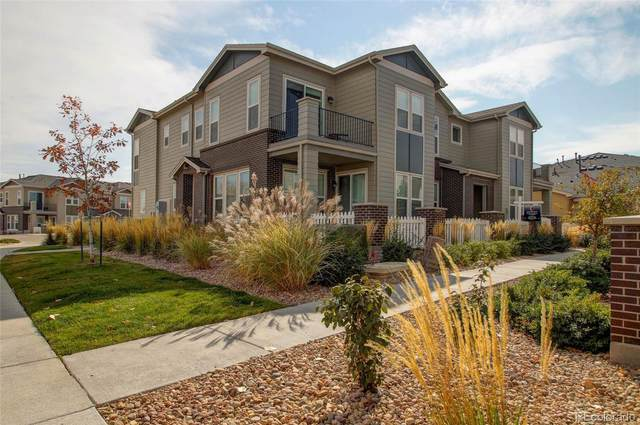 15432 W 65th Avenue B, Arvada, CO 80007 (#3657438) :: Portenga Properties - LIV Sotheby's International Realty