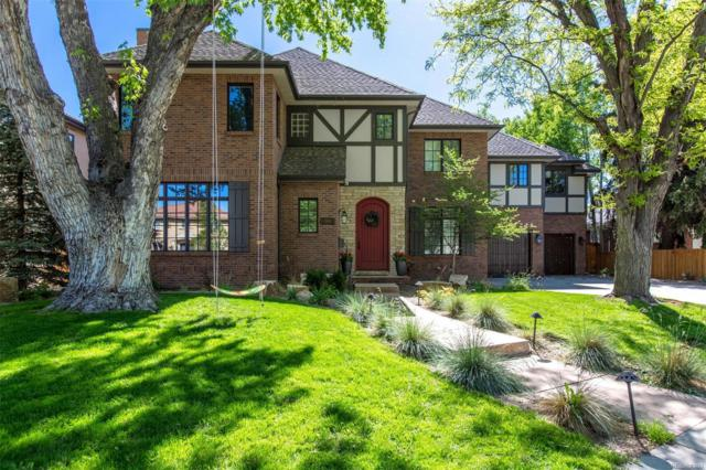 350 Grape Street, Denver, CO 80220 (MLS #3659563) :: 8z Real Estate