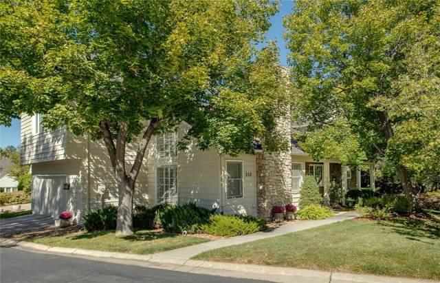 4505 S Yosemite Street #352, Denver, CO 80237 (#3659782) :: milehimodern