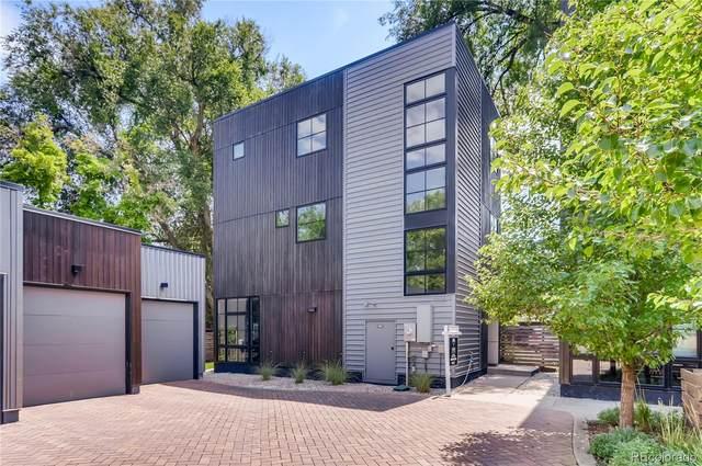 1836 22nd Street, Boulder, CO 80302 (#3660000) :: The HomeSmiths Team - Keller Williams