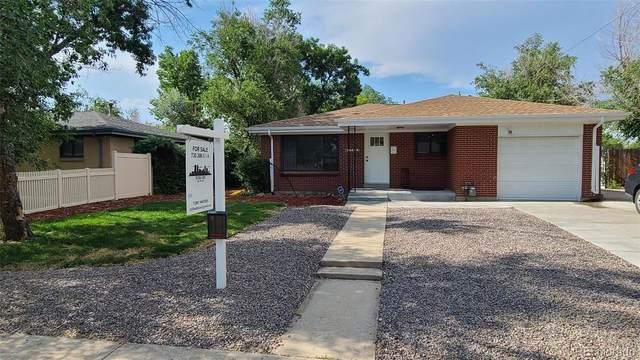 13865 E 24th Avenue, Aurora, CO 80011 (#3662788) :: The HomeSmiths Team - Keller Williams