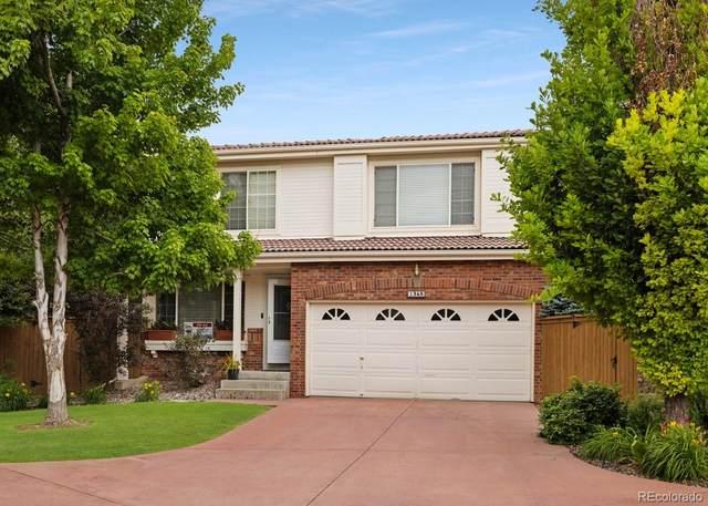 1345 Braewood Avenue, Highlands Ranch, CO 80129 (#3663014) :: iHomes Colorado