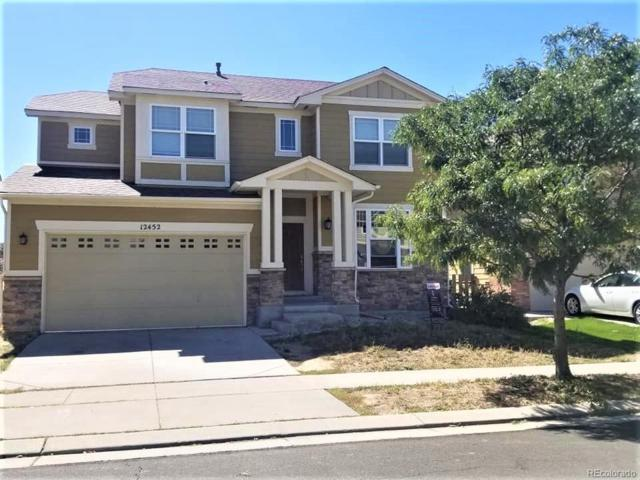 12452 E 106th Place, Commerce City, CO 80022 (MLS #3663276) :: Kittle Real Estate