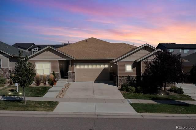 4390 S Ensenada Street, Centennial, CO 80015 (#3664372) :: Bring Home Denver with Keller Williams Downtown Realty LLC