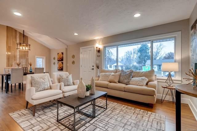 1280 S Glencoe Street, Denver, CO 80246 (#3669296) :: The HomeSmiths Team - Keller Williams