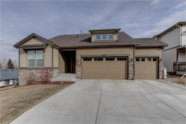 21475 E Smoky Hill Road, Centennial, CO 80015 (#3669520) :: The Peak Properties Group