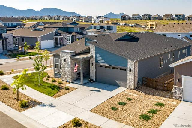 18495 W 94th Avenue, Arvada, CO 80007 (#3669759) :: Berkshire Hathaway HomeServices Innovative Real Estate