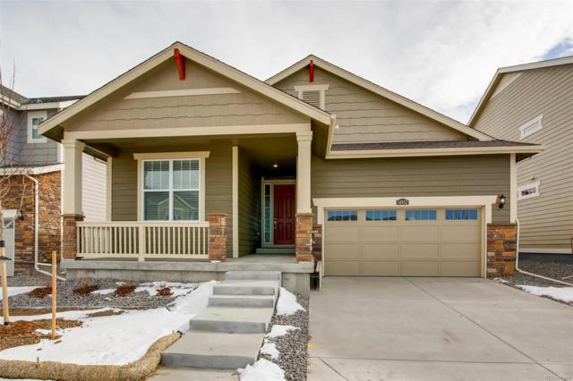 14952 Vienna Circle, Parker, CO 80134 (#3674188) :: The Peak Properties Group