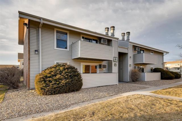 10150 E Virginia Avenue 12-108, Denver, CO 80247 (#3675130) :: 5281 Exclusive Homes Realty