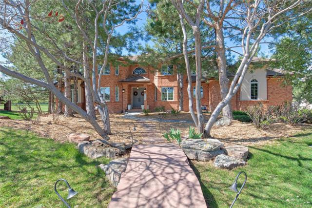 8258 Greenwood Place, Niwot, CO 80503 (#3675910) :: The Galo Garrido Group