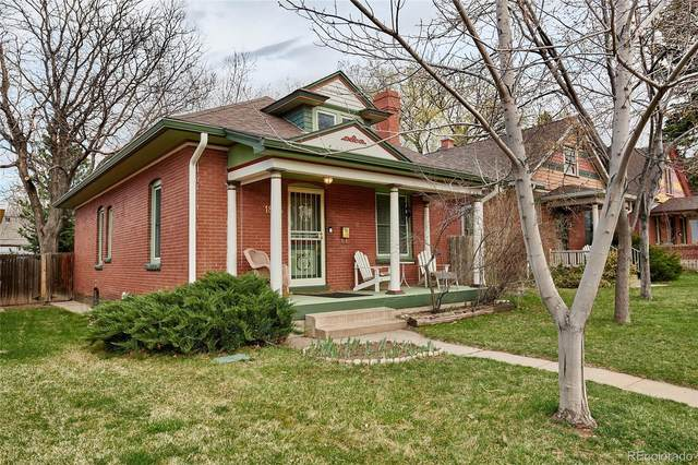 1854 S Clarkson Street, Denver, CO 80210 (#3679507) :: The HomeSmiths Team - Keller Williams