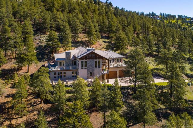 2223 Montane Drive, Golden, CO 80401 (#3682286) :: Berkshire Hathaway Elevated Living Real Estate