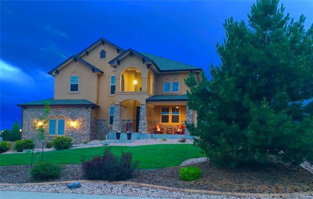 7050 Fallon Circle, Castle Rock, CO 80104 (#3687399) :: Mile High Luxury Real Estate