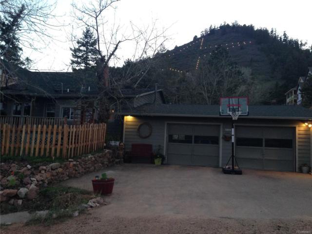 308 High Street, Palmer Lake, CO 80133 (#3689466) :: Venterra Real Estate LLC