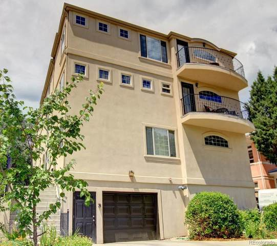 1865 Gaylord Street E, Denver, CO 80206 (#3690151) :: Wisdom Real Estate
