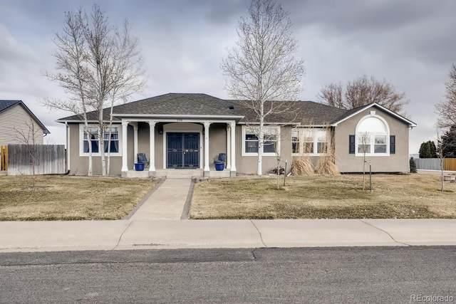 190 S Dickson Street, Keenesburg, CO 80643 (#3691746) :: Berkshire Hathaway HomeServices Innovative Real Estate