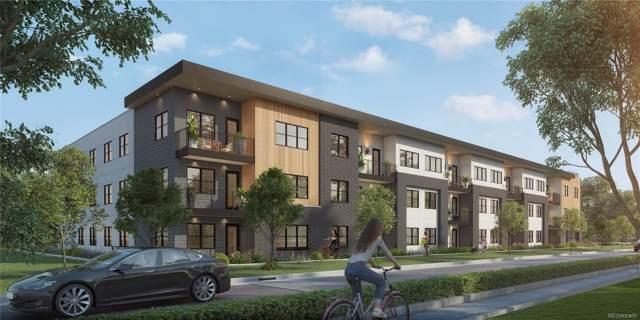 119 S Harrison Street #315, Denver, CO 80209 (#3692607) :: True Performance Real Estate