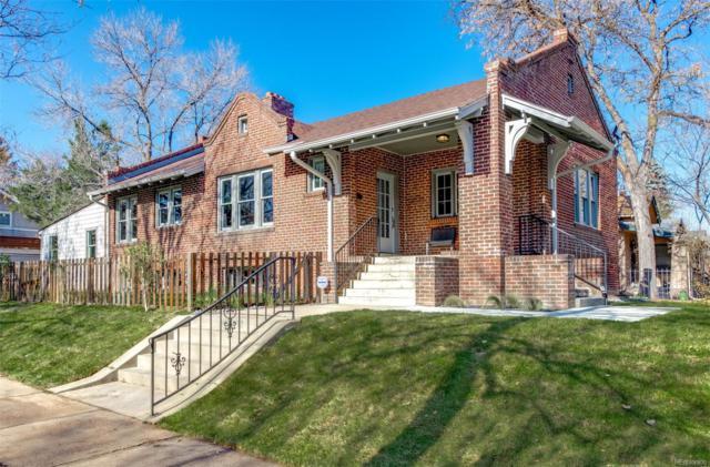 3525 E 7th Avenue Parkway, Denver, CO 80206 (#3692657) :: Wisdom Real Estate