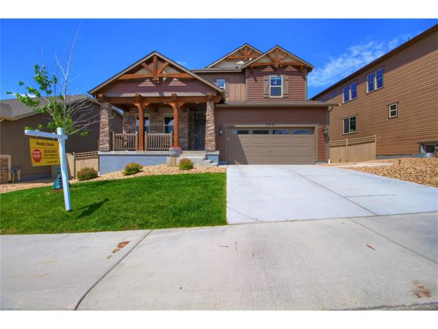 3981 Donnington Circle, Castle Rock, CO 80104 (MLS #3698533) :: 8z Real Estate