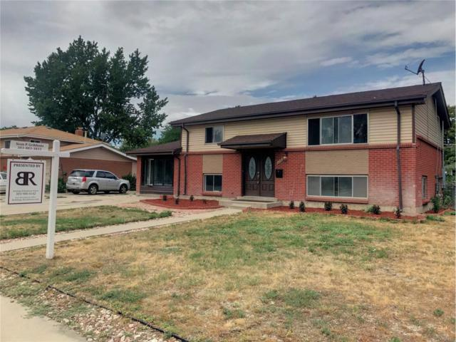 3181 Abilene Street, Aurora, CO 80011 (MLS #3699653) :: 8z Real Estate