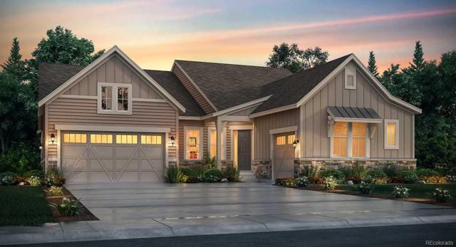 6912 Murphy Creek Lane, Castle Pines, CO 80108 (#3700033) :: The HomeSmiths Team - Keller Williams