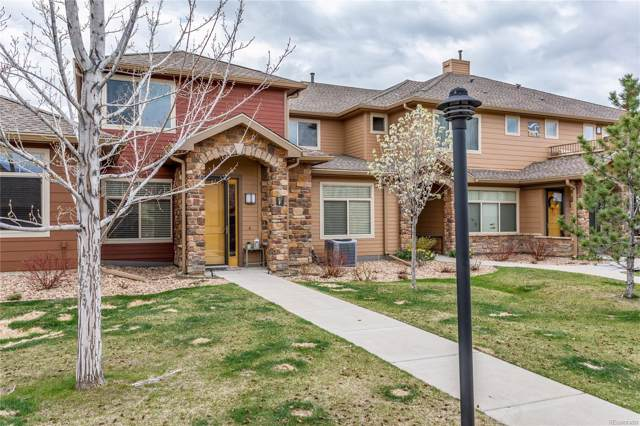 8571 Gold Peak Drive F, Highlands Ranch, CO 80130 (#3702283) :: The HomeSmiths Team - Keller Williams