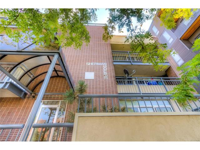 830 N Sherman Street #402, Denver, CO 80203 (MLS #3705309) :: 8z Real Estate