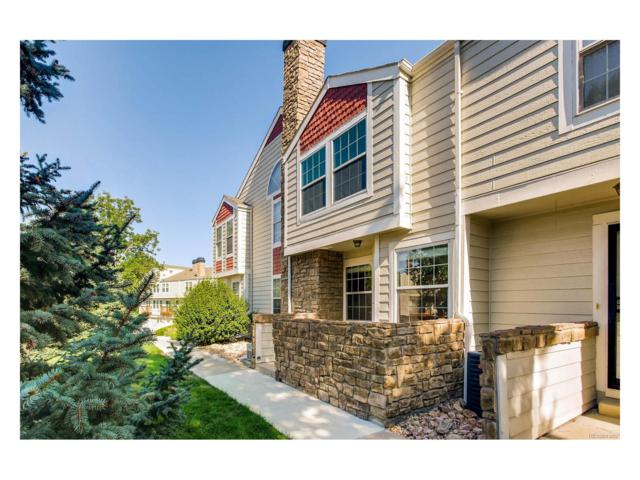 329 W Jamison Circle #27, Littleton, CO 80120 (MLS #3705728) :: 8z Real Estate