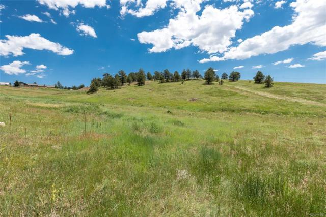 475 Strada Rossa Road, Golden, CO 80401 (#3706036) :: Berkshire Hathaway Elevated Living Real Estate