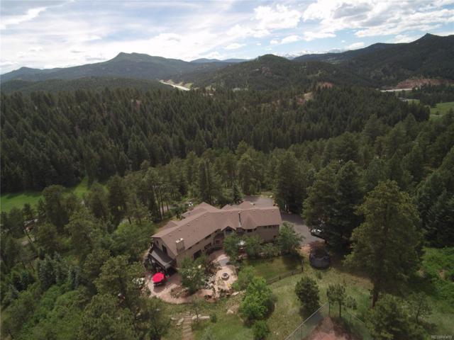 28 W Ranch Trail, Morrison, CO 80465 (MLS #3706309) :: 8z Real Estate