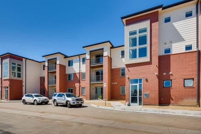 14331 E Tennessee Avenue #306, Aurora, CO 80012 (MLS #3708652) :: Find Colorado