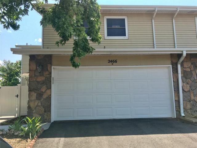 2466 S Vaughn Way D, Aurora, CO 80014 (#3708718) :: Wisdom Real Estate