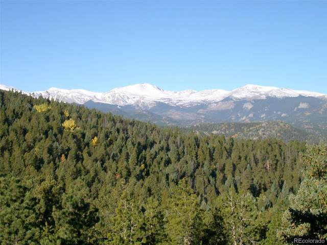 0 Buffalo Park Road, Evergreen, CO 80439 (MLS #3711324) :: 8z Real Estate