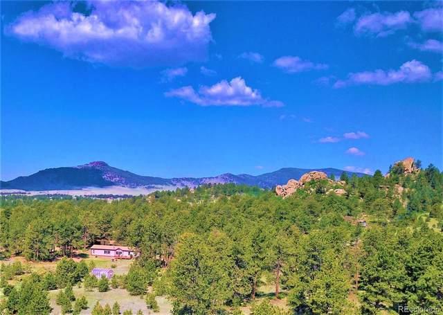 2325 Doe Valley Road, Guffey, CO 80820 (#3713743) :: Compass Colorado Realty