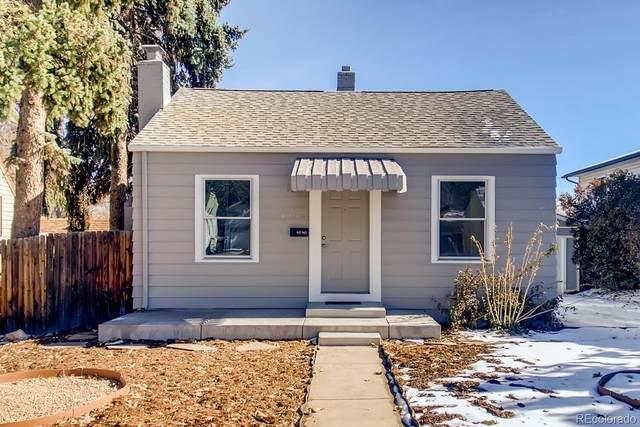 3726 S Sherman Street, Englewood, CO 80113 (#3715141) :: Peak Properties Group